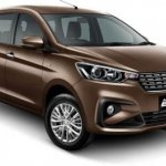 all new ertiga coklat