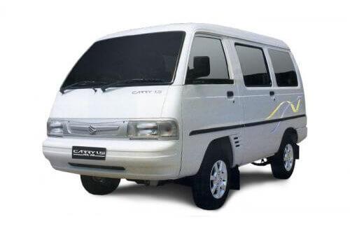 carry real van tangerang