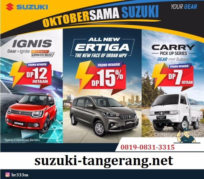 Promo suzuki tangerang