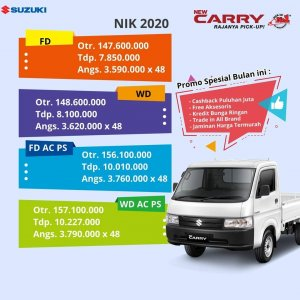 promo suzuki pick up